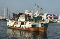 الاحتلال-لا-يزال-يحتجز-20-متضامنا-بعد-قرصنة-أسطول-الحرية