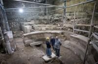 الاحتلال-يكشف-أساسات-الأقصى-بحفريات-وخبير-يحذر