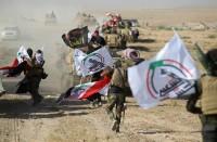 طائرة-مسيرة-مجهولة-تقصف-معسكرا-للحشد-وسط-العراق