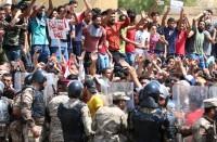 تغييرات-أمنية-في-البصرة-بظل-الاحتجاجات-وحظر-للتجوال