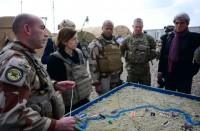التحالف-يعلّق-رسميا-أنشطته-ضد-تنظيم-الدولة-في-العراق