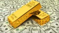 الذهب-يستفيد-من-تراجع-الدولار-ويواصل-الارتفاع