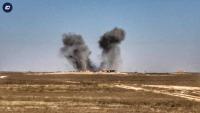 مقتل-19-مسلحا-وتدمير-46-كهفا-لداعش-بضربات-للتحالف-في-شمال-العراق