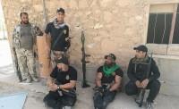 ميليشيات-الحشد-الشعبي-تعتدي-على-الشرطة-جنوب-الموصل