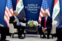 برهم-صالح-يتجاهل-تهديدات-ميليشيات-طهران-بلقاء-ترامب