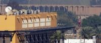 قصف-السفارة-الأمريكية-في-بغداد..-وخارجية-العراق-تدين